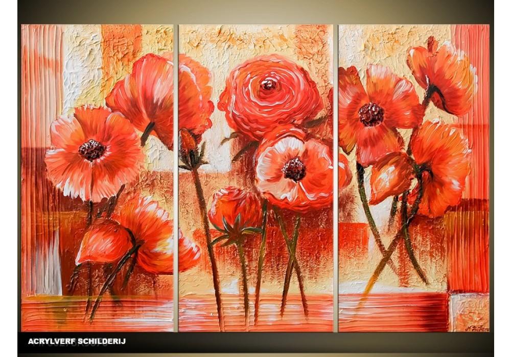Afbeeldingen Schilderijen Klaprozen