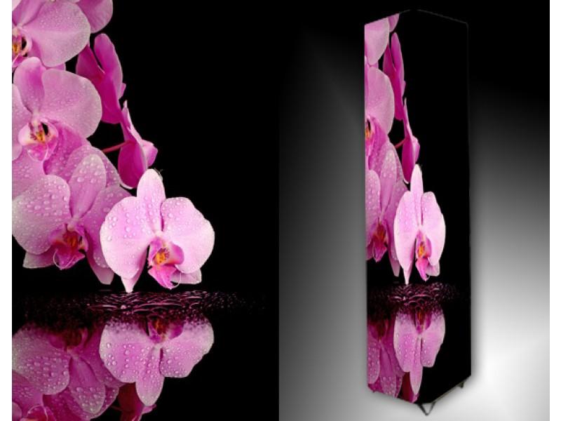 Ledlamp 1012, Orchidee, Roze, Zwart, Wit