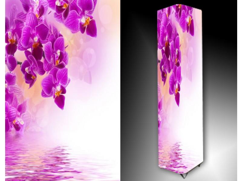 Ledlamp 1019, Orchidee, Roze, Wit
