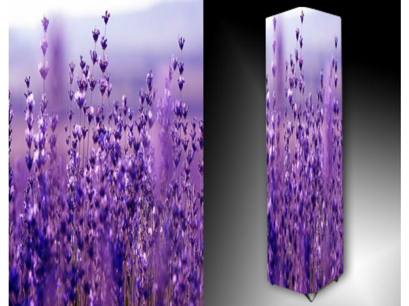 Ledlamp 1025, Lavendel, Paars, Blauw, Wit