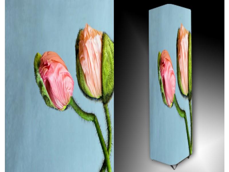 Ledlamp 1058, Tulp, Blauw, Groen, Roze