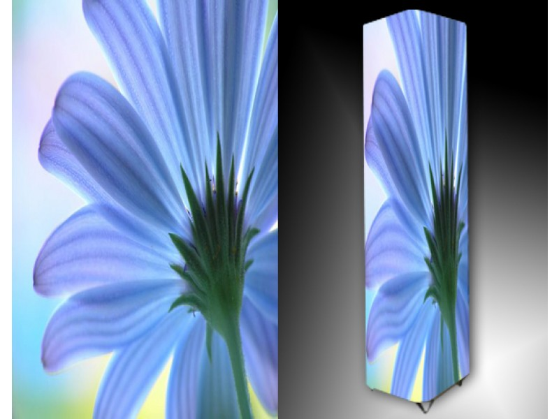 Ledlamp 1062, Bloem, Blauw, Groen, Wit