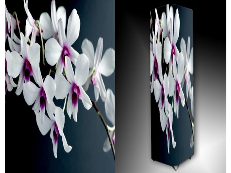 Ledlamp 1063, Orchidee, Paars, Wit, Grijs