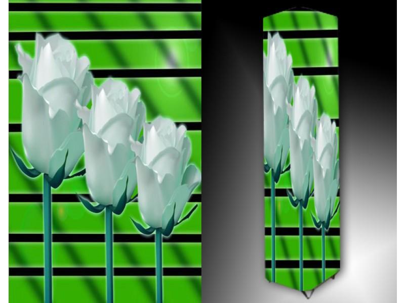 Ledlamp 1071, Roos, Groen, Wit, Zwart