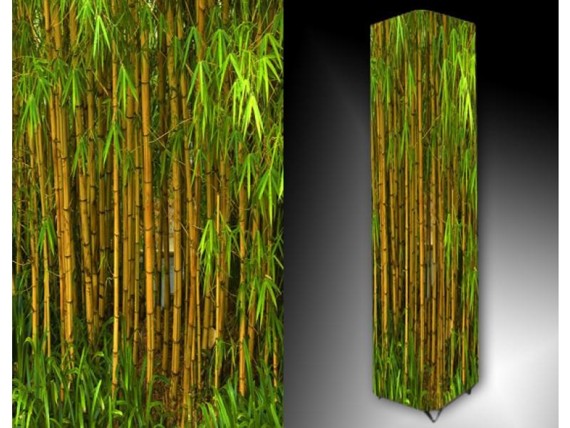 Ledlamp 1092, Bamboe, Groen, Bruin