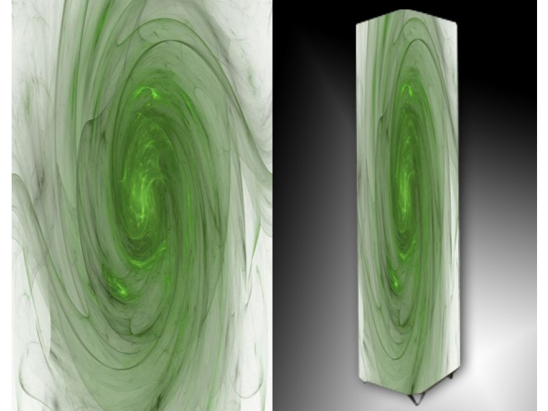 Ledlamp 111, Abstract, Groen