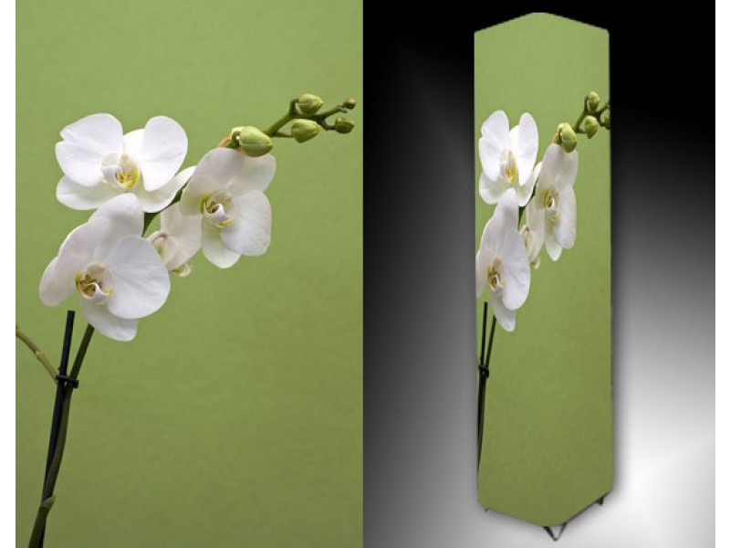 Ledlamp 1120, Orchidee, Groen, Wit
