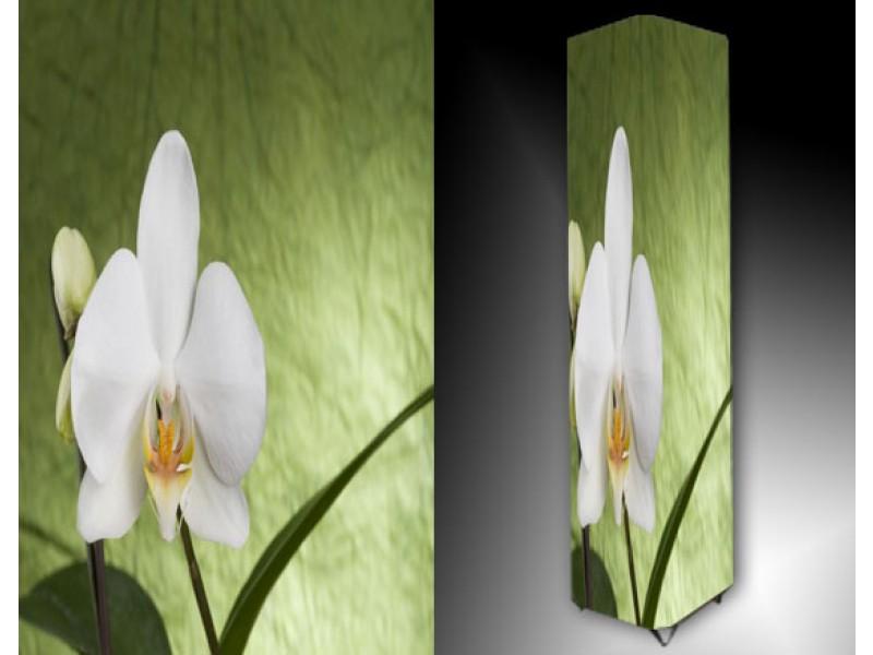 Ledlamp 1123, Bloem, Geel, Groen, Wit