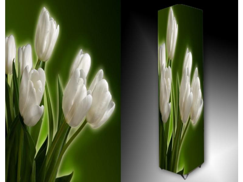 Ledlamp 1152, Tulp, Groen, Wit