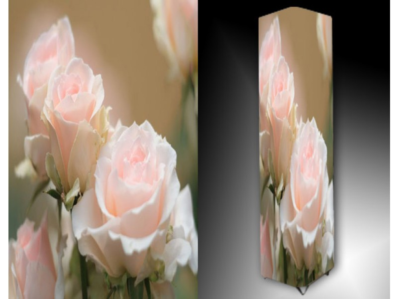 Ledlamp 1183, Roos, Roze, Groen