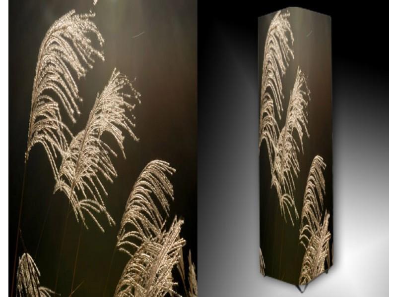 Ledlamp 1185, Natuur, Wit, Grijs, Groen