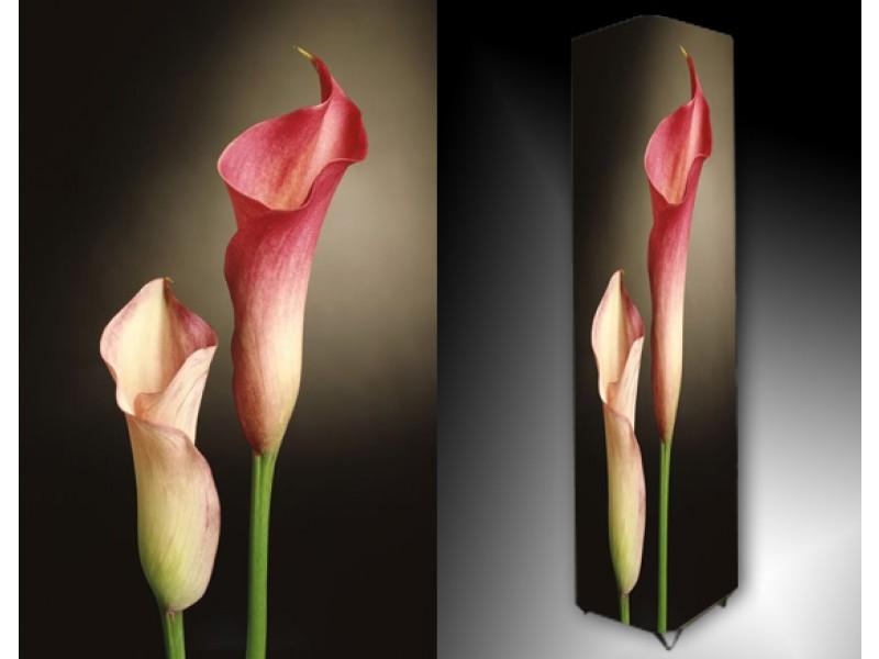 Ledlamp 1195, Bloem, Roze, Wit, Groen