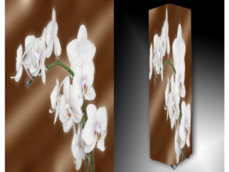 Ledlamp 1203, Orchidee, Bruin, Wir