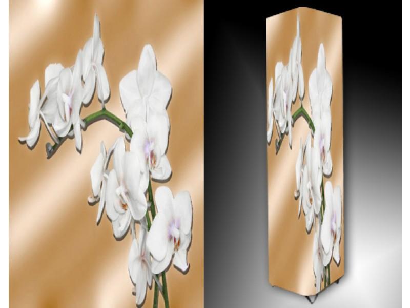 Ledlamp 1204, Orchidee, Bruin, Creme, Wit