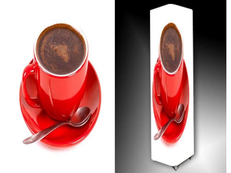 Ledlamp 637, Koffie, Rood, Wit, Bruin