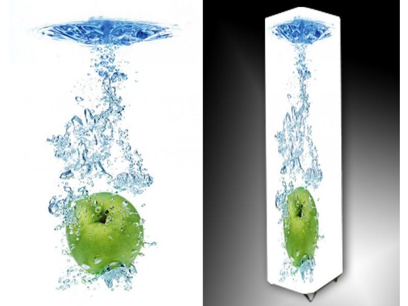 Ledlamp 653, Appel, Groen, Blauw, Wit