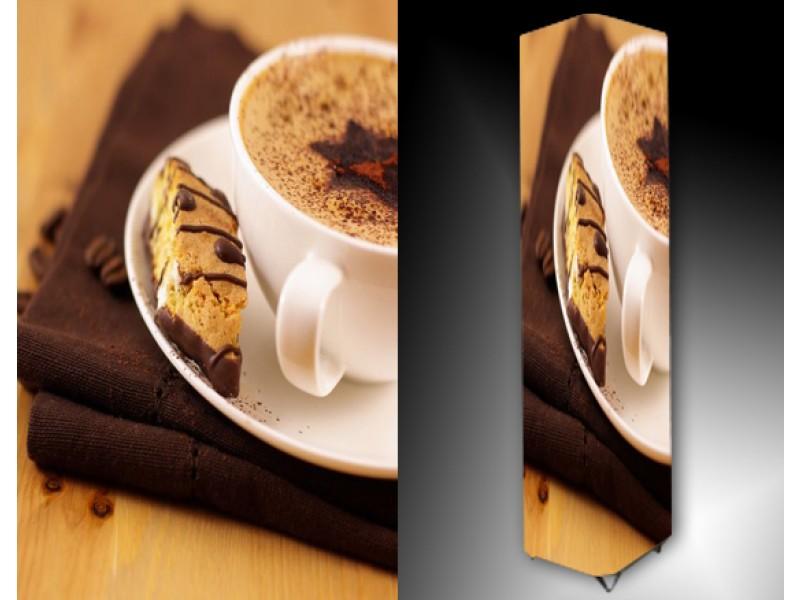 Ledlamp 667, Koffie, Bruin, Wit, Creme