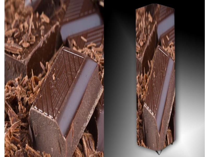 Ledlamp 670, Chocolade, Bruin