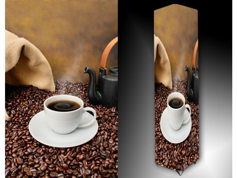 Ledlamp 674, Koffie, Bruin, Creme, Wit