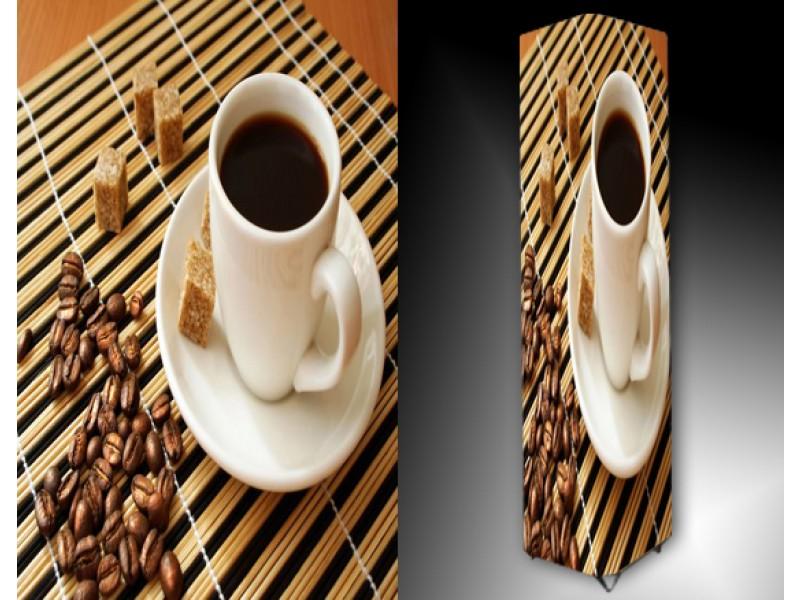 Ledlamp 675, Koffie, Bruin, Creme, Wit
