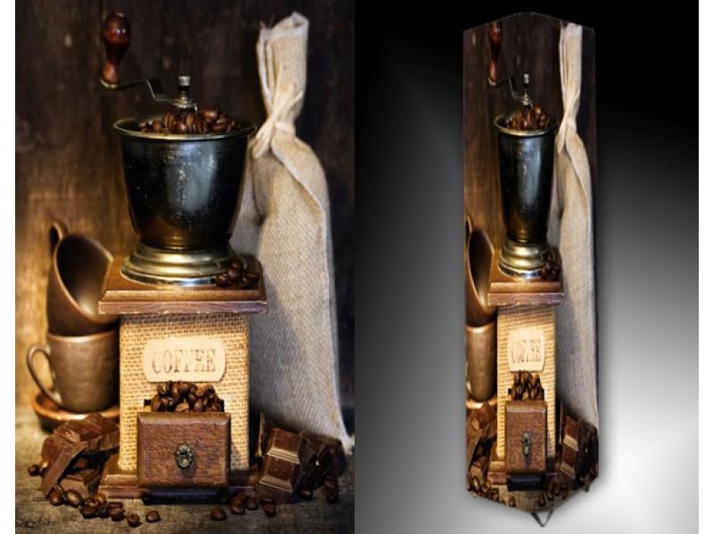 Ledlamp 679, Koffie, Bruin, Creme, Zwart