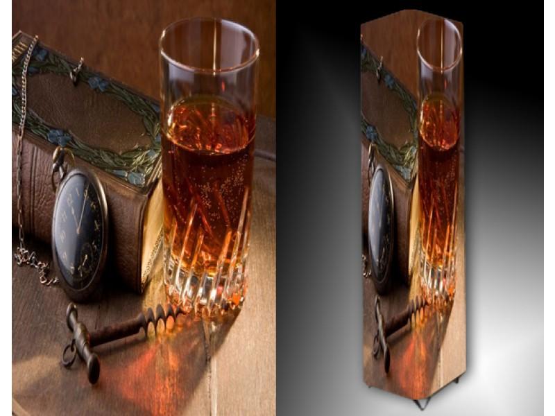 Ledlamp 684, Drankje, Bruin, Geel, Grijs
