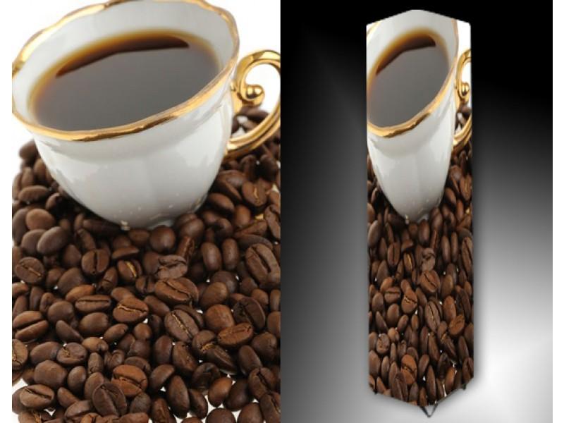 Ledlamp 686, Koffie, Bruin, Wit