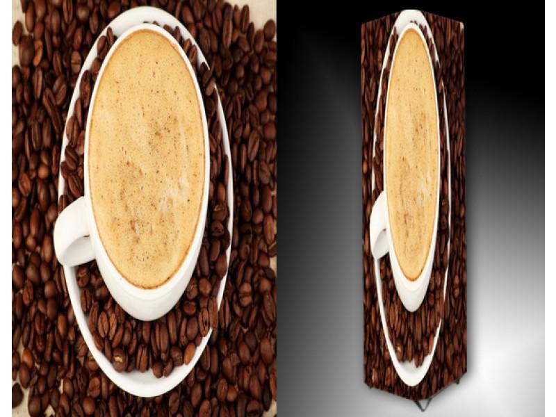 Ledlamp 692, Koffie, Bruin, Creme, Wit
