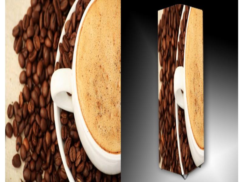 Ledlamp 693, Koffie, Bruin, Creme, Wit