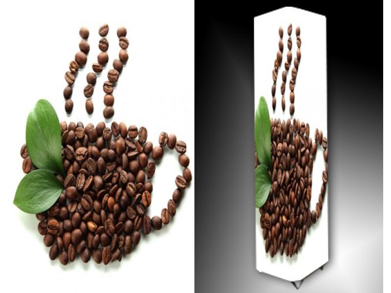 Ledlamp 698, Koffie, Bruin, Wit, Groen