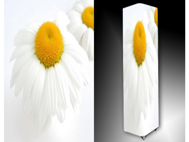 Ledlamp 713, Bloem, Wit, Geel