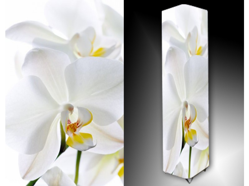 Ledlamp 718, Orchidee, Geel, Wit, Groen