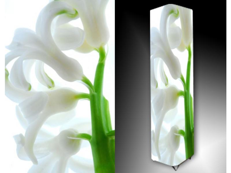 Ledlamp 725, Bloem, Wit, Groen