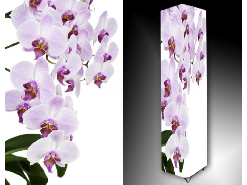 Ledlamp 731, Orchidee, Wit, Paars, Groen