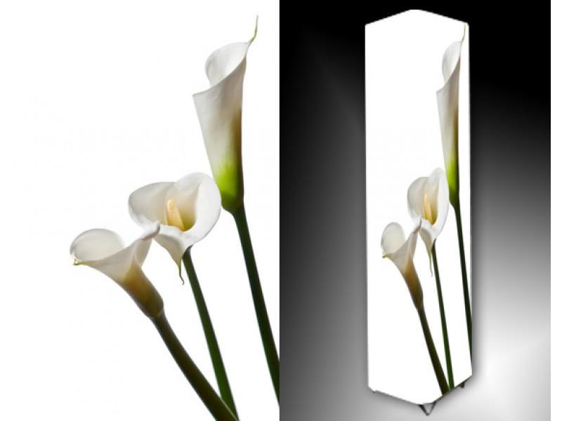 Ledlamp 745, Bloem, Groen, Geel, Wit