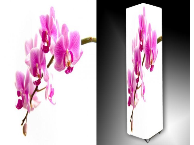 Ledlamp 760, Orchidee, Roze, Groen, WIt