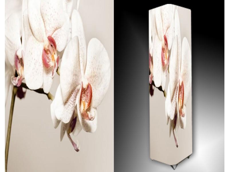 Ledlamp 765, Orchidee, Wit, Roze, Grijs