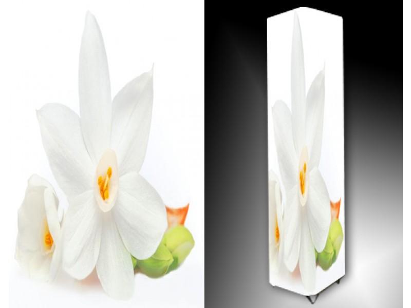 Ledlamp 797, Bloem, Wit, Groen, ORanje