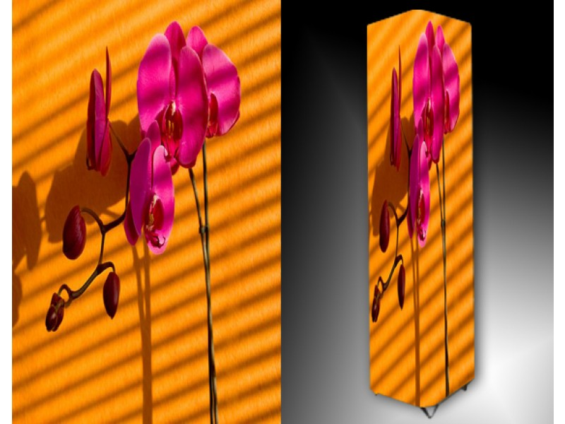 Ledlamp 837, Orchidee, Roze, Oranje