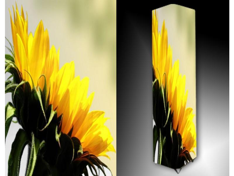 Ledlamp 844, Zonnebloem, Geel, Groen, Wit
