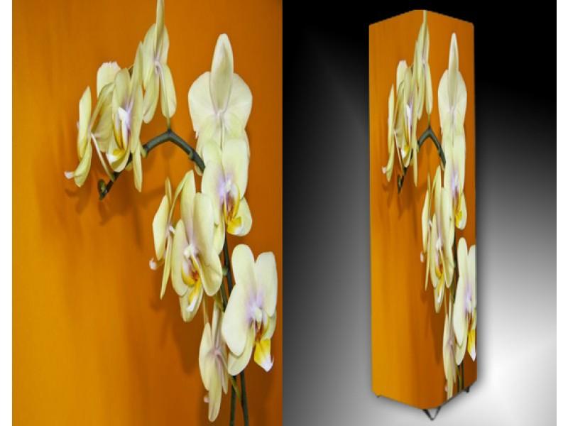 Ledlamp 846, Orchidee, Oranje, Wit, Geel