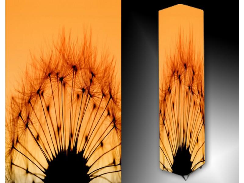 Ledlamp 848, Bloem, Oranje, Zwart