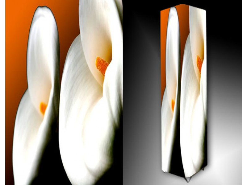 Ledlamp 861, Bloem, Oranje, Wit, Geel
