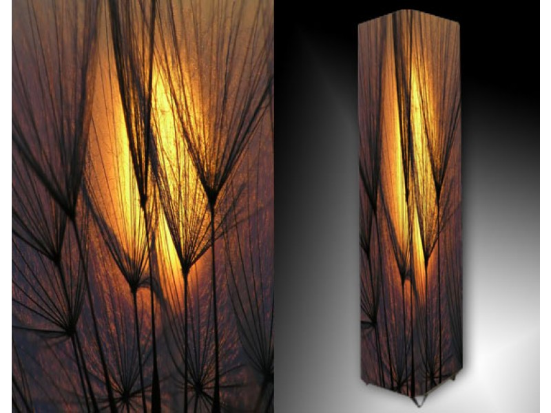 Ledlamp 863, Plant, Oranje, Geel, Bruin