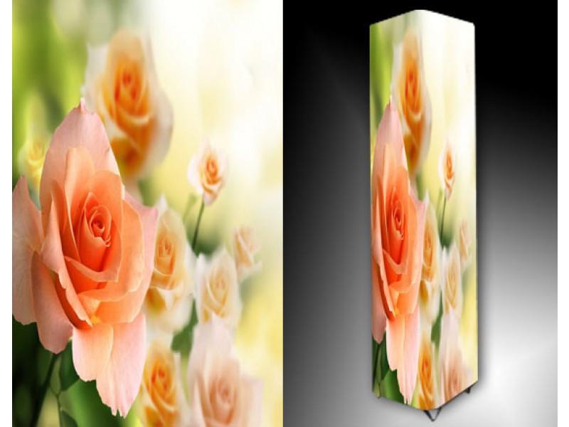 Ledlamp 875, Roos, Roze, Groen, Oranje