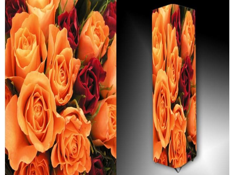 Ledlamp 876, Roos, Oranje, Rood, Groen