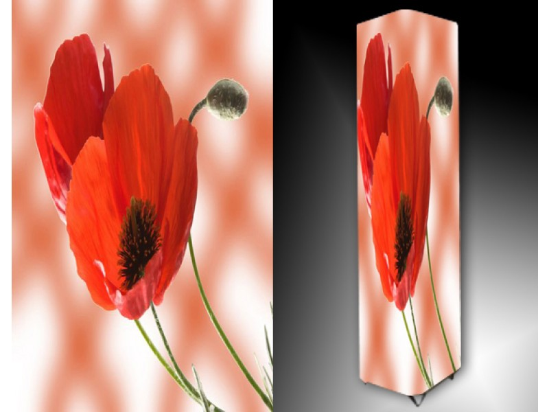 Ledlamp 906, Bloem, Rood, Oranje, Groen