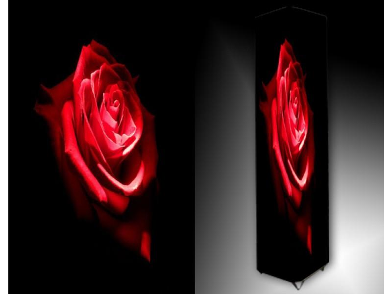 Ledlamp 910, Roos, Rood, Zwart