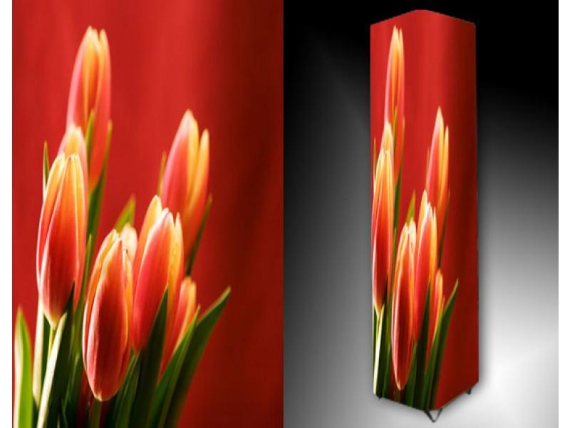 Ledlamp 919, Tulpen, Rood, Oranje, Groen