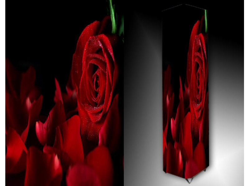 Ledlamp 926, Roos, Rood, Groen, Zwart